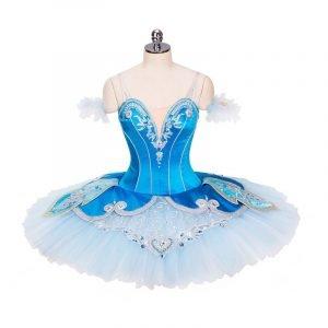 Blue professional Ballet Tutu