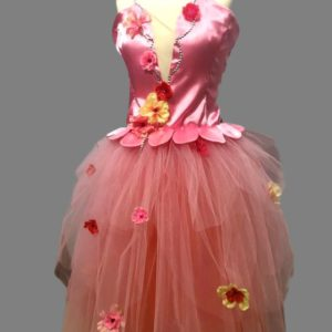 Flower Dance Costume