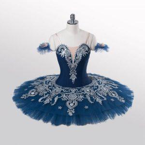 Dark blue ballet tutu