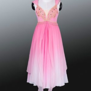 Clara PInk Lyrical Costume