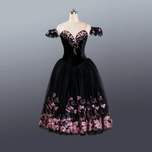 Merry Widow Lyrical Costume