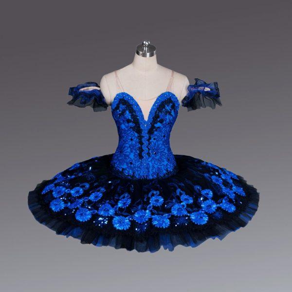 Rich Blue girls tutus