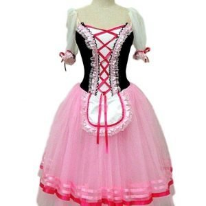 Pink Giselle Costume