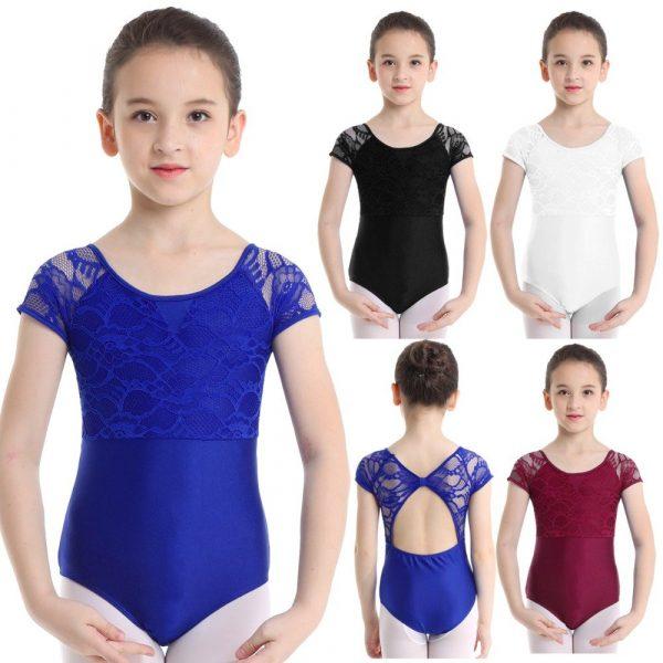 Children's Ballet Leotard