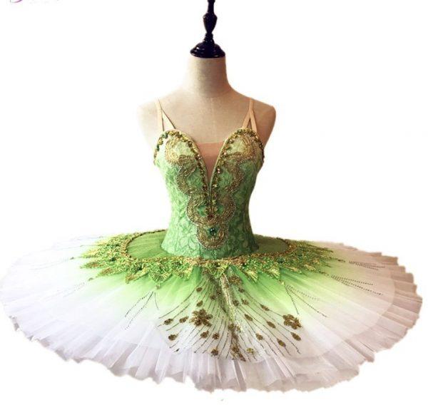 Fairy Of The Enchanted Garden Tutu