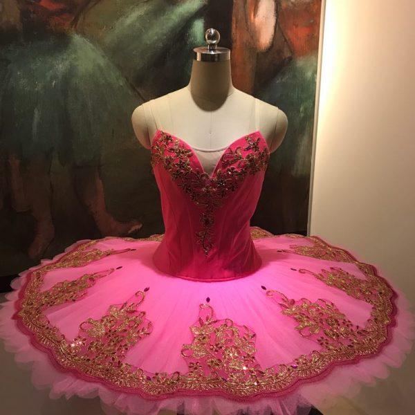 Brigt Pink Prima Ballet Tutu