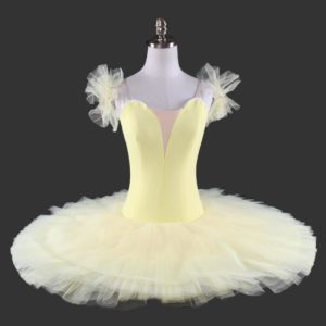 Sunrise yellow Tutu
