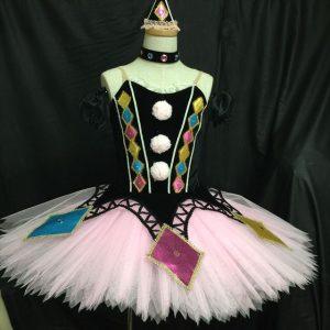 Harlequin Ballet Tutu