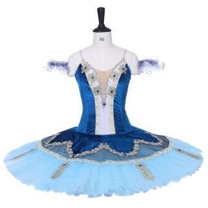 Blue Ballet Tutu (TB08)