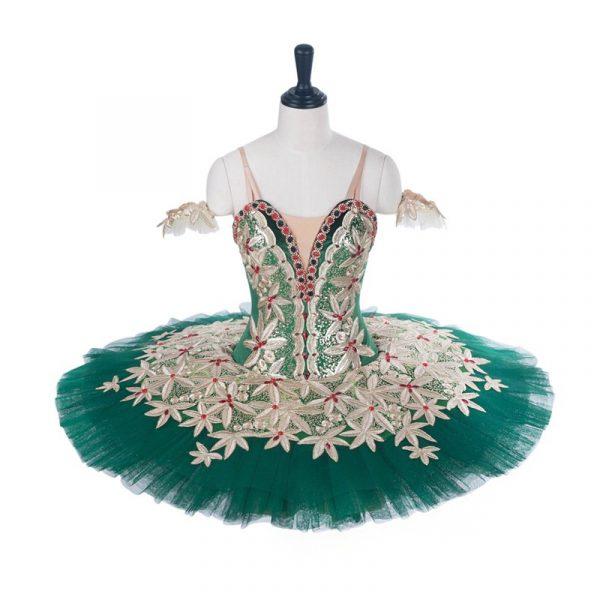 Daisy Gold Flowers Ballet Tutu