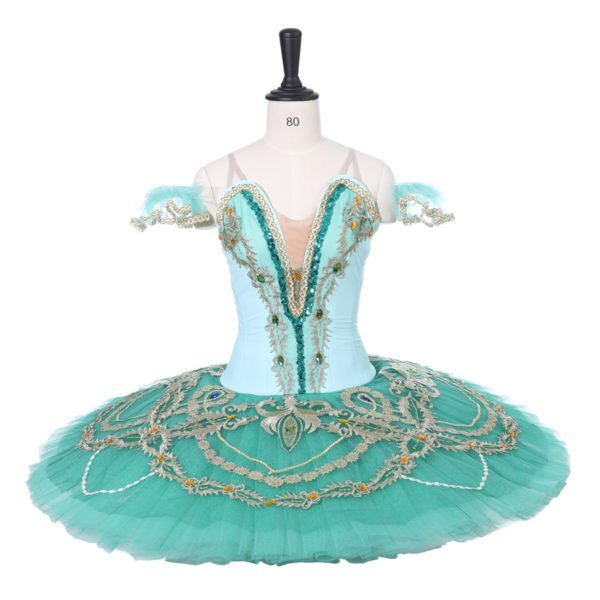Green Fairy Ballet Tutu