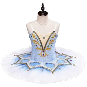 Girl's Blue Fairy Tutu