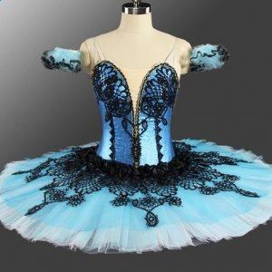 Blue Lace ballet tutu