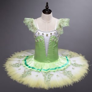 Girl's Green Fairy Tutu