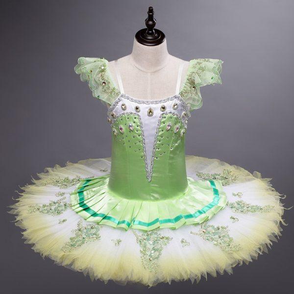 Girl's Green Fairy Tutu