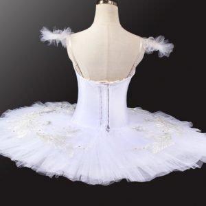 Dying swan white Tutu