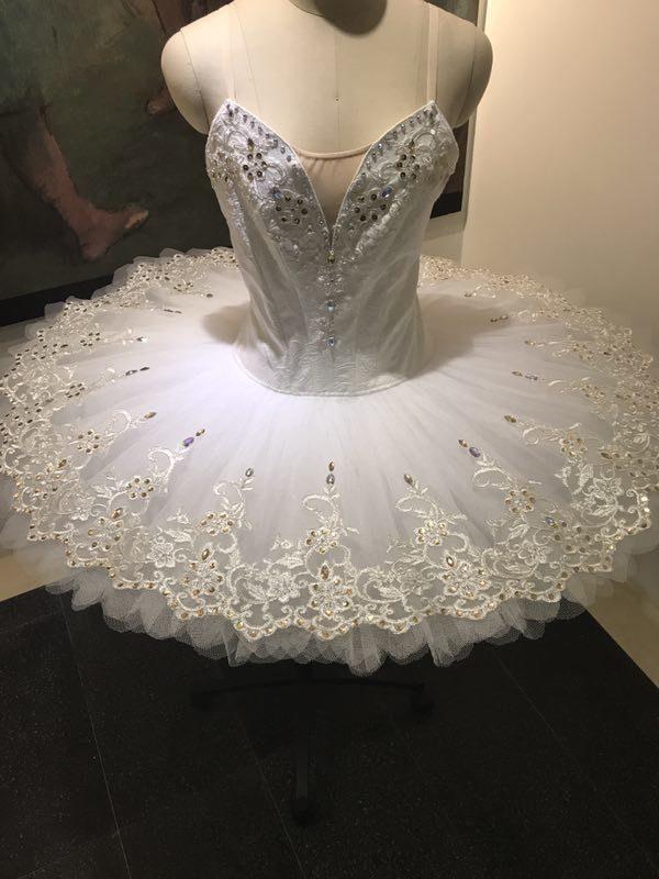 White Prima Ballet Tutu