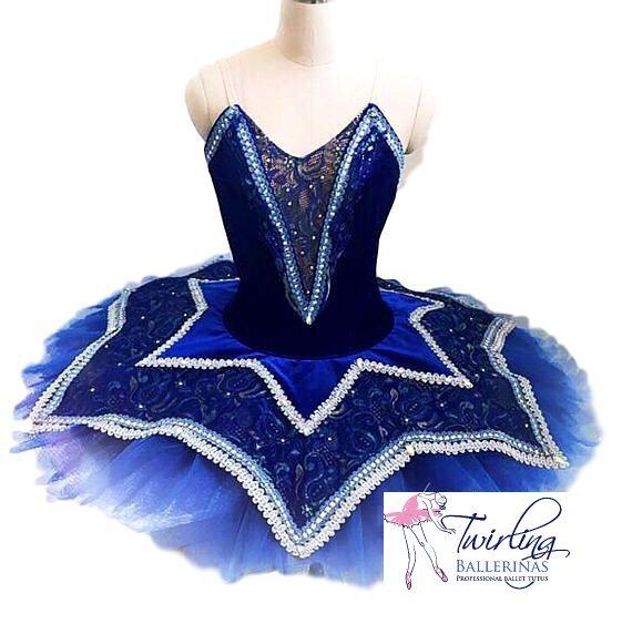 Blue Sky Fairy Ballet Tutu