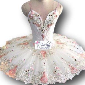 Fifi Flower Ballet Tutu
