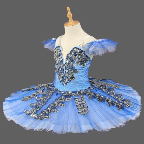 Blue Elisa Ballet Tutu