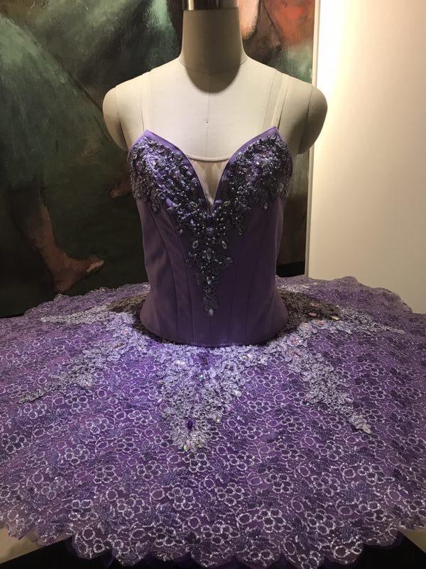 Purple Prima Ballet Tutu