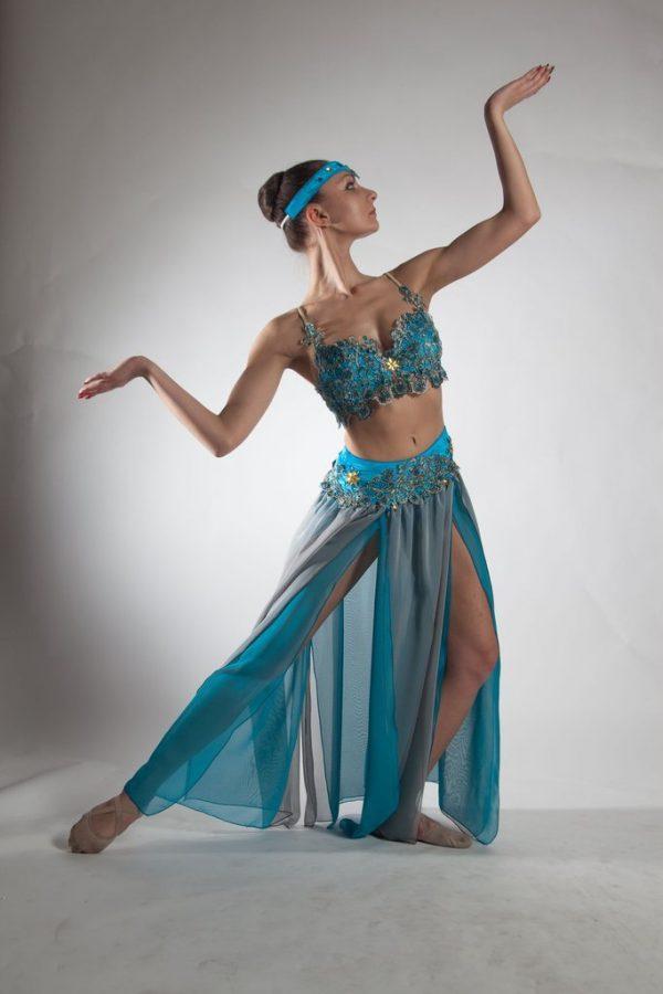Oriental Ballet Costume