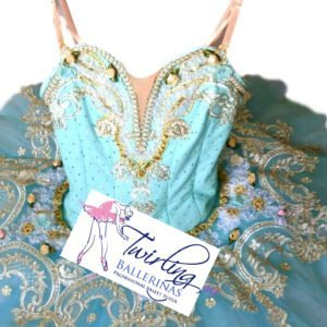 Crystal Fairy Ballet Tutu (CF02)
