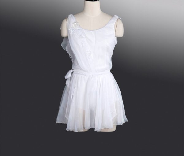 Talisman white costume