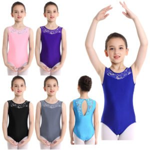 Ballet Dancer Leotard