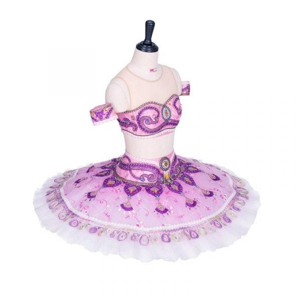 Pink 2 piece Classic Ballet Tutu