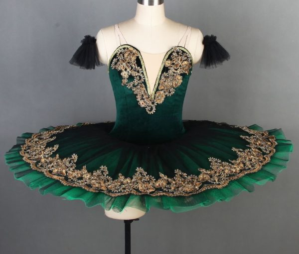 Green Ballet Tutu