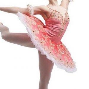 Peach Fairy Tutu