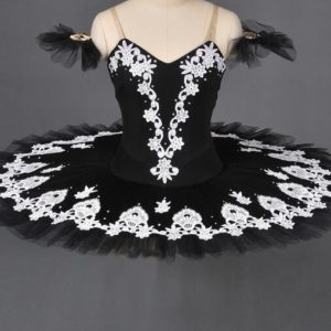 Beatty Black Ballet Tutu Adult