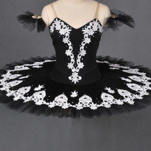 Beatty Black Ballet Tutu Adult