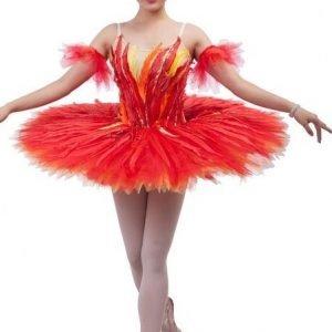 Firebird Ballet Tutu