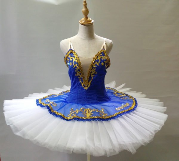 Blue Goddess Ballet Tutu