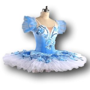 Blue Sleeping Beauty Tutu