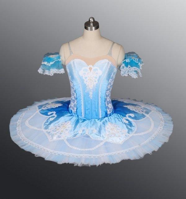 Blue Prima Ballerina Costume