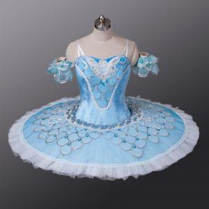 Blue Ballet Tutus