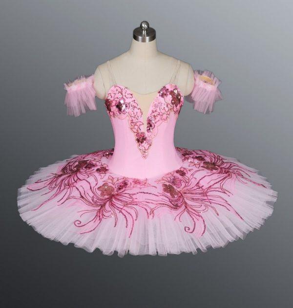Rose Fairy Tutu