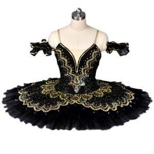 Black Ballet Tutu Costume