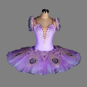 Violet Fairy Ballet Tutu