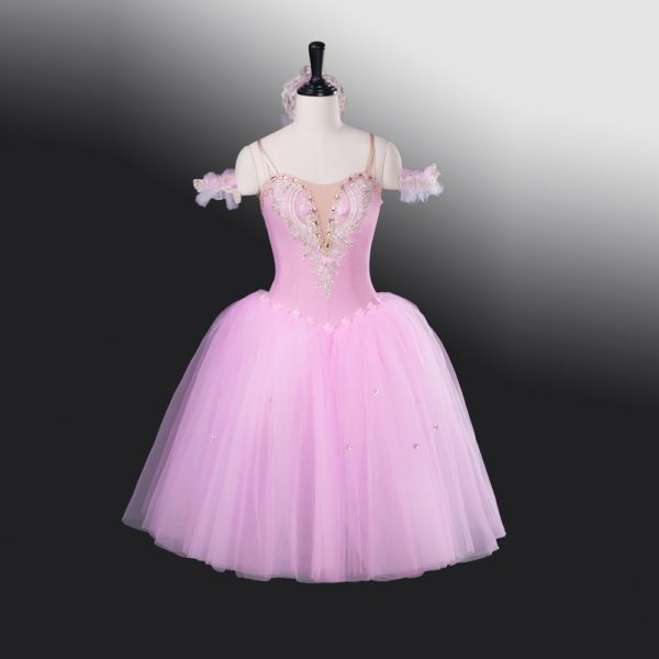Aaa*Pale Pink Romantic Tutu