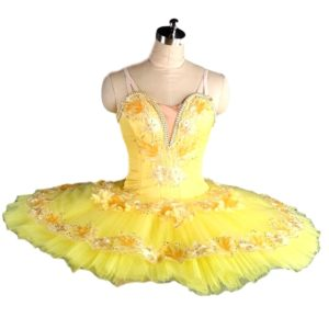 Canary Fairy Ballet Tutu
