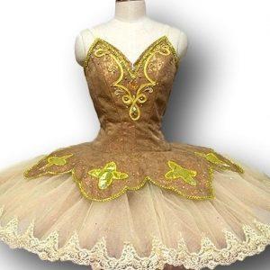 Brown Ballet Tutu