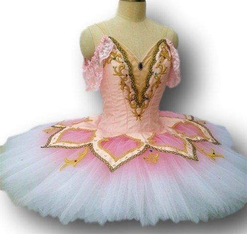 Peach Fairy Ballet Tutu