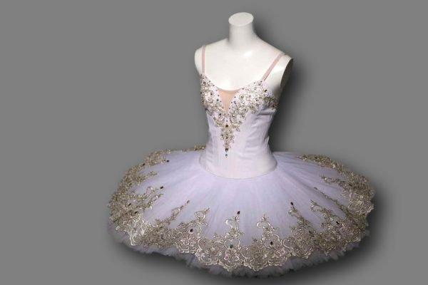 White Lace Fairy Ballet Tutu