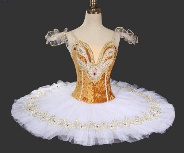 Zolya Gold Ballet Tutu