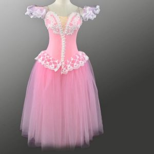 Pink Ballet Dress