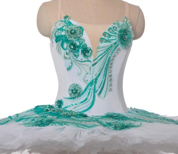 Teal Ballet Tutu